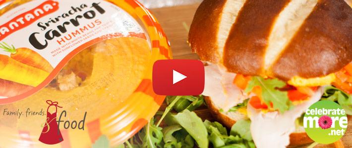 3 Ways to Enjoy Lantana Hummus