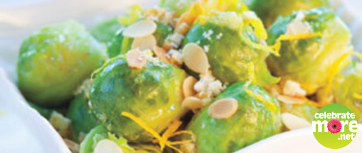 Brussels Sprouts 3 Ways