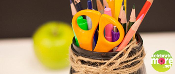 DIY: B2S Teacher Gift