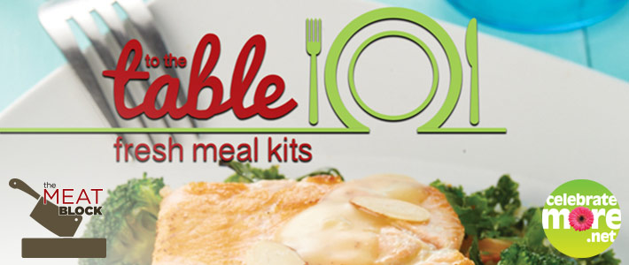 To the Table Fresh Meal Kits